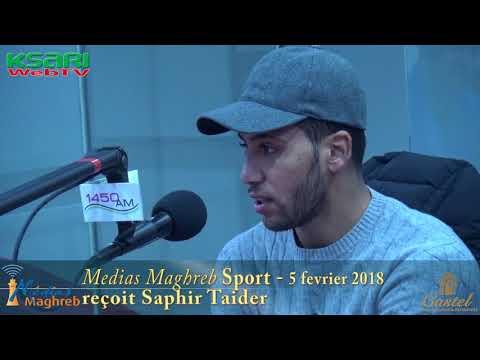 Taïder : «J'ai reçu énormément de soutien des Algériens du Canada»