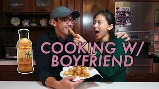 Video Cooking With Boyfriend by Alex Gonzaga MP3, 3GP, MP4, WEBM, AVI, FLV Januari 2019