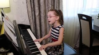Посмотри на меня (M-BAND) Виктория Викторовна 6 лет