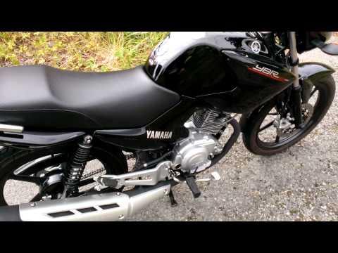 Yamaha YBR 125 - Learners review
