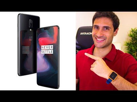 Tudocelular - OnePlus 6 - TUDO o que DEVES SABER!