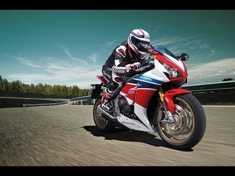 Vídeos Honda CBR 1000 RR Fireblade SP
