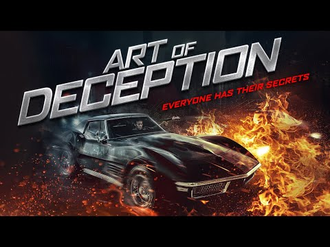 Art of Deception (2019) Official Trailer | Breaking Glass Pictures