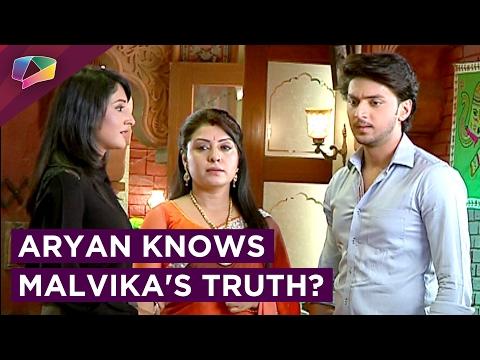 Aryan and Malvika plan together   Malvika's truth