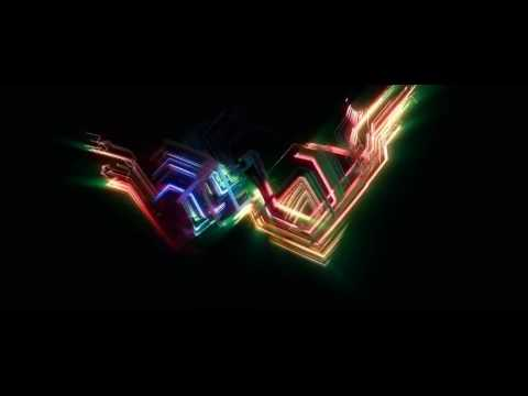 Particle tests 15 3D Music Visualizer Full HD