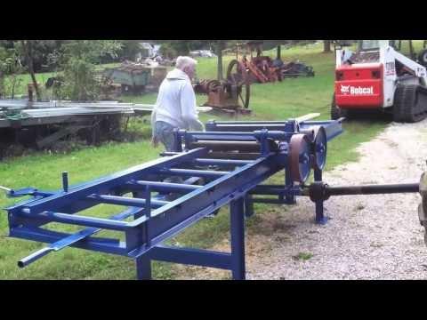 Sawmill Edger (видео)