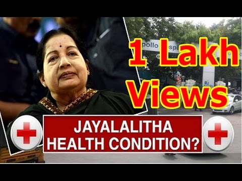 Why rumours spread about Jayalalitha health condition?