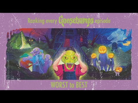 Ranking Every Goosebumps Episode From Worst to Best