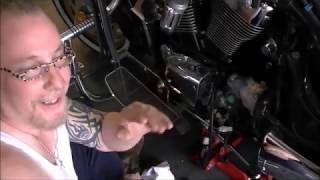 9. How to Replace a Stator 05 Suzuki C90 Regulator Rectifier Mammana