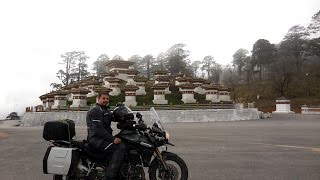 For an explorer on the motorcycle, it is a must to take a 9 day ride through the whole Kingdom of Bhutan, the Thundering Dragon.