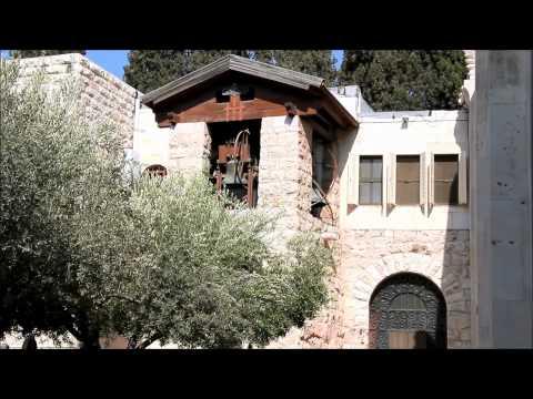Jeruzsálem (Gecsemáné kert)
