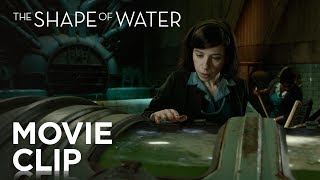 VIDEO: THE SHAPE OF WATER – Lab Encounter Clip