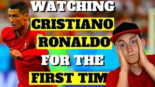 Video AMERICAN REACTS TO CRISTIANO RONALDO FOR THE FIRST TIME (the man who can do anything?) MP3, 3GP, MP4, WEBM, AVI, FLV September 2019