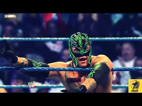 WWE Rey Mysterio ''Money In The Bank''