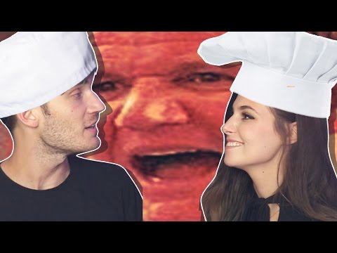 GIRLFRIEND VS BOYFRIEND: CHEF
