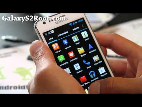 0 TUTO : Installation ROM Custom FoxHound  ICS 4.0.3 sur Samsung Galaxy S2 i9100 [Mise à jour Revolver Ocelot 07/06/2012]