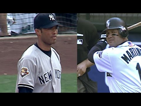 Video: Rivera gets Edgar to preserve win of '01 ALCS Game 1