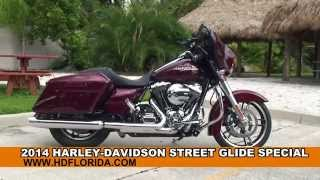 10. New 2014 Harley Davidson Street Glide Special Motorcycles for sale