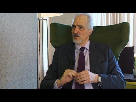 Συρία: Ο απεσταλμένος του Άσαντ στη Γενεύη μιλά στο euronews