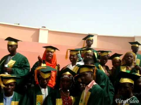 Matriculation Day At Sokoto State University