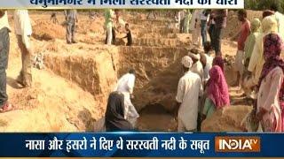 Yamunanagar India  city photo : After Thousands Years, Stream of Saraswati River Discovered at Yamuna Nagar - India TV