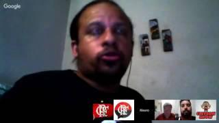 Daremos início hoje ao mais novo projeto que dará voz a Nação Rubro Negra. Com um bate papo totalmente informal e divertido para você, Rubro-Negro. Comentaristas: @ocleyson_show- https://mobile.twitter.com/ocleyson_show @fla_plantao - https://mobile.twitter.com/fla_plantao @Mhpn1976 - https://mobile.twitter.com/mhpn1976 @lopes_leandro20- https://twitter.com/lopes_leandro20@imprensa7x1-https://twitter.com/imprensa7x1Apresentador:@dhip28 - https://mobile.twitter.com/dhip28 Convidado(a):Mauro Sant Anna-https://twitter.com/1MauroSantAnna