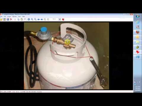 How to Convert Your Natrual Gas Stove/Range/Oven to Propane LP for SHTF - Part 2