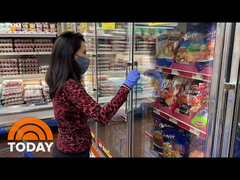 New Technology Tests Common Surfaces For Presence Of Coronavirus | TODAY