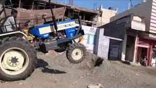 Swaraj 744 | Tractor Videos | Swaraj 744 Tochan | Tractor Tochan