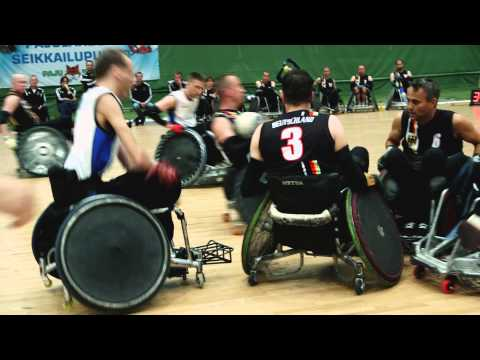 IWRF 2015 European Championship promo video