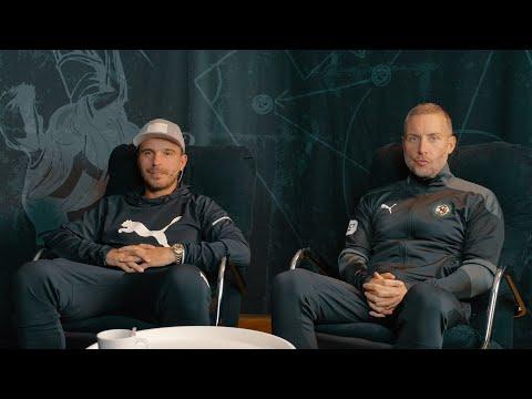 Studio ÖSK med Axel Kjäll och Nordin Gerzic