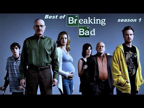 The best of Breaking Bad Season 1 & ملخص الموسم الاول من مسلسل بريكينج باد