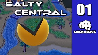 Salty Central 01 | A SM4SH MONTAGE