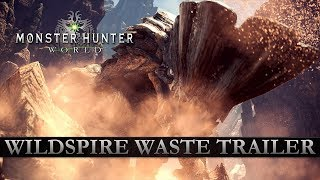 Trailer - Wildspire Waste
