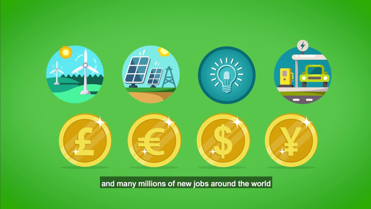 This animation shows how we can ensure the low-carbon energy transition is just and equitable for all.