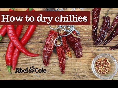 Chillies, Organic (100g)