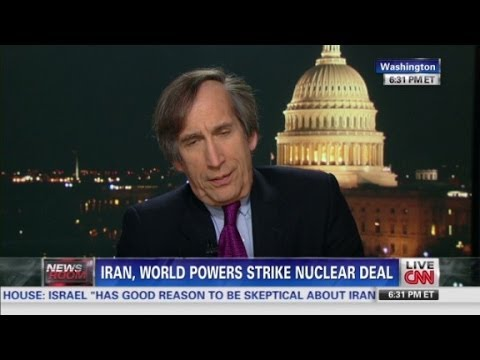 iran nuclear - CNN talks to Middle East expert Aaron David Miller of the Wilson Center about the Iran nuclear deal.