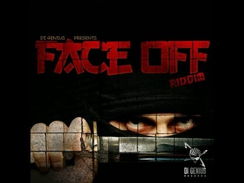Face Off Riddim - Di Genius - October 2012