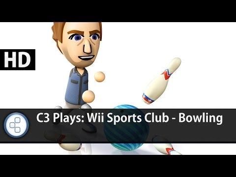 C3 Plays ★ Wii Sports Club - Bowling