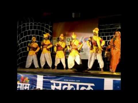Video Shashikant Gaikwad - WAGHYA MURLI FOLK DANCE BY SHIVSHAMBHO OSCAR DANCE GROUP- SAKAL FESTIVAL LATUR. download in MP3, 3GP, MP4, WEBM, AVI, FLV January 2017