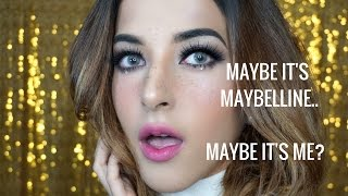 Download Video MAYBELLINE OBMT + REVIEW + FAUX FRECKLEKS (bahasa INDONESIA kok ..) MP3 3GP MP4
