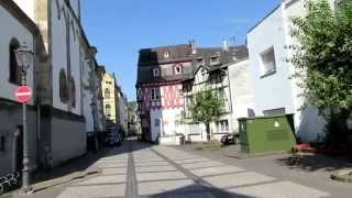 Boppard Germany  city photo : A Walk around Boppard Town Centre in Germany Middle Rhine new