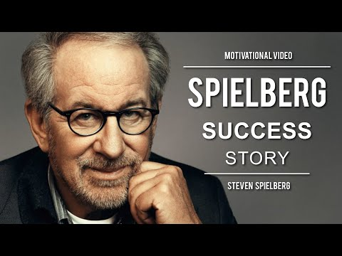 inspirational - Steven Spielberg Inspirational Speech - Master Filmmaker Steven Spielberg's speech about his early life and the moments that made him master filmmaker. Video...