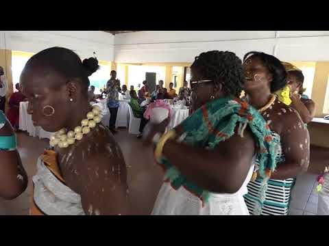 COTE D'IVOIRE: ONG JARDIN D'EDEN 3éme Edition de la Cérémonie de Remise de Dons aux  Veuves et aux Orphelins