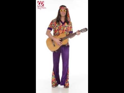 Deguisement de Hippie-v19555