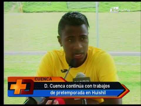 Deportivo Cuenca continúa con trabajos de pretemporada en Huishil