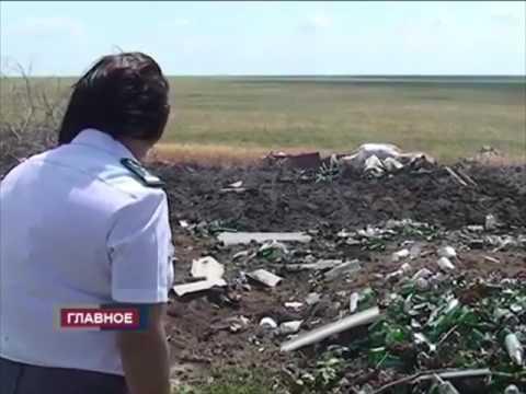 Специалисты Россельхознадзора обнаружили несанкционированную свалку на территории Республики Калмыкия