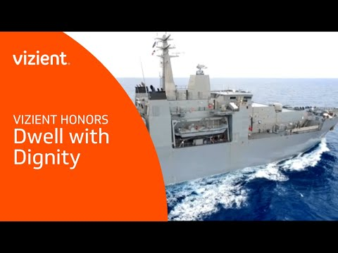 Vizient partners with Dwell with Dignity