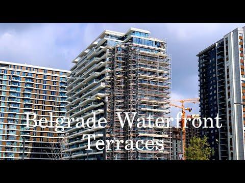 Beograd na vodi BW TERRACES (oktobar 2021)