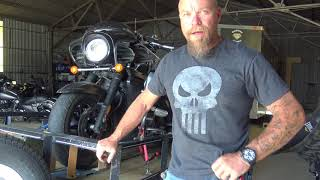 9. 2017 Harley Davidson Street Glide Special - Part 2 - WRECKED!